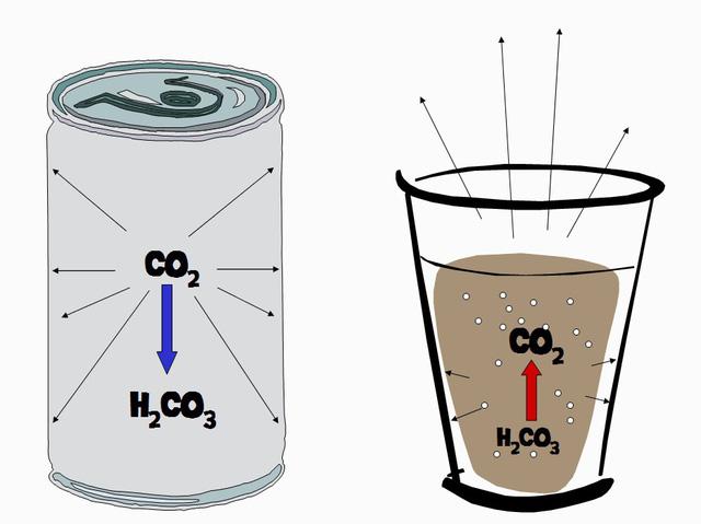 Vì sao dùng CO2 trong nước ngọt có ga? - Ảnh 4.