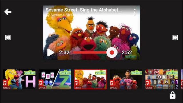 YouTube Kids sẽ tung ra 3 tính năng lọc nội dung an toàn hơn - Ảnh 1.