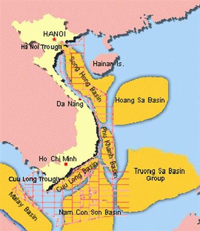 Mỏ dầu Bạch Hổ: Tìm bể dầu dưới thềm lục địa - Ảnh 2.