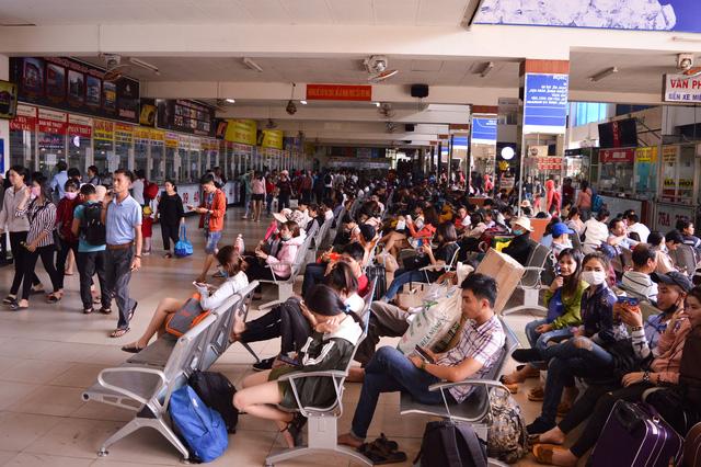 Xe đò TP.HCM không tăng giá vé dịp Tết Dương lịch 2019 - Ảnh 1.