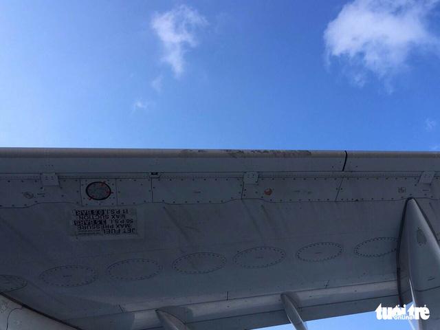 Máy bay hạ cánh nhầm vào đường băng chưa khai thác - Ảnh 4.