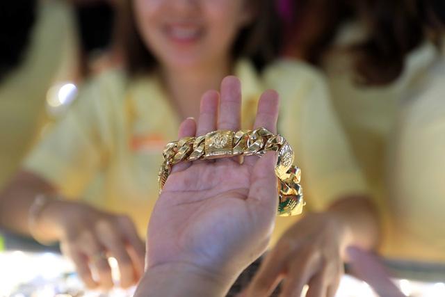 """Ngân hàng Nhà nước lên tiếng vụ """"vàng được xem là ngoại tệ"""" - Ảnh 1."""