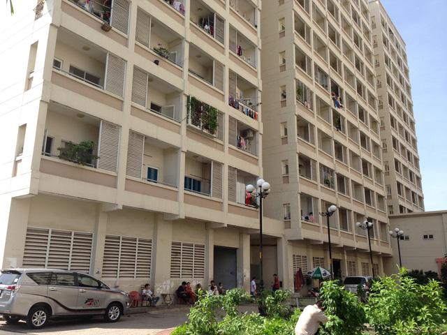 Giá dịch vụ chung cư ở TP.HCM từ 500-6.000 đồng/m2 - Ảnh 2.