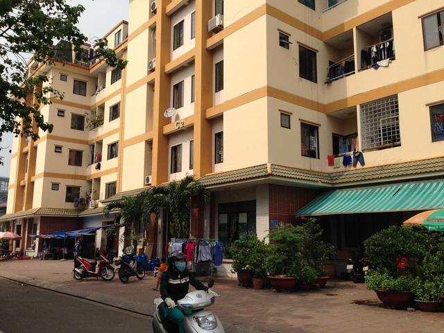 Giá dịch vụ chung cư ở TP.HCM từ 500-6.000 đồng/m2 - Ảnh 1.
