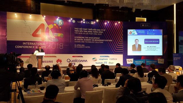 Tốc độ mạng 4G Việt Nam cao thứ hai tại Đông Nam Á - Ảnh 2.