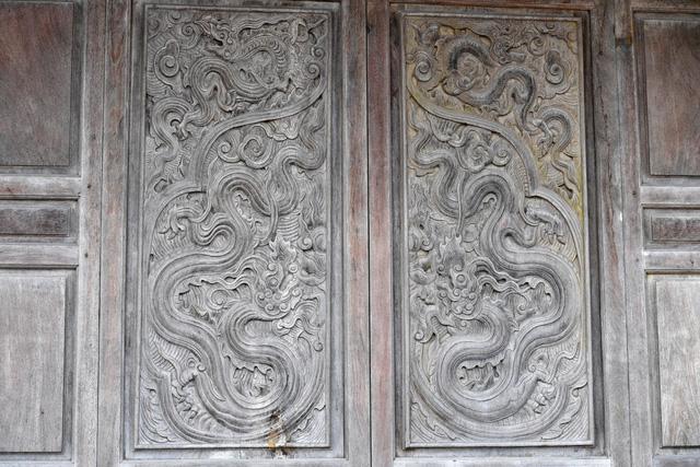 Cận cảnh những kiến trúc thời Trần được tái hiện trên đỉnh Fansipan - Ảnh 5.