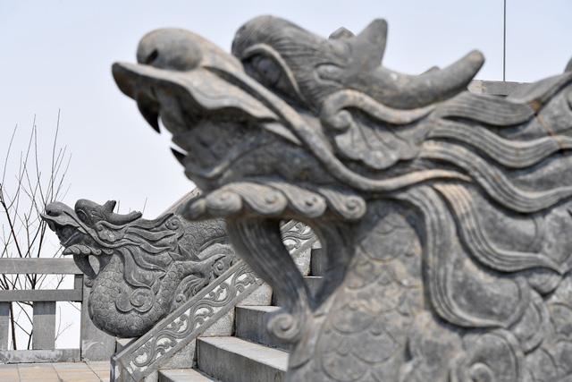 Cận cảnh những kiến trúc thời Trần được tái hiện trên đỉnh Fansipan - Ảnh 6.