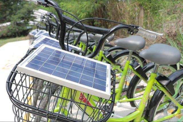 Xe đạp thông minh bắt đầu chinh phục sinh viên ĐHQG TP.HCM - Ảnh 2.