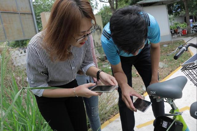 Xe đạp thông minh bắt đầu chinh phục sinh viên ĐHQG TP.HCM - Ảnh 3.