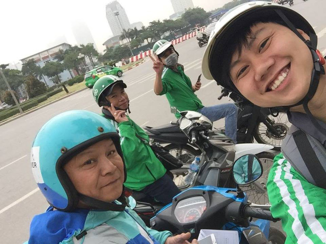 0h ngày 9-4, Uber ngừng hoạt động tại Việt Nam - Ảnh 1.