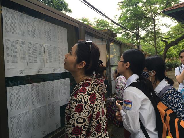 Hà Nội sẽ tuyển sinh lớp 10 bằng bài thi tổ hợp - Ảnh 1.