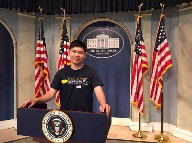 Một học sinh Việt đậu 4 đại học hàng đầu Hoa Kỳ - Ảnh 1.