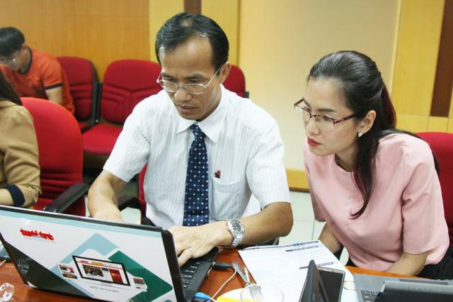 Nhiều thí sinh quan tâm ngành học mới khối kinh tế - Ảnh 1.