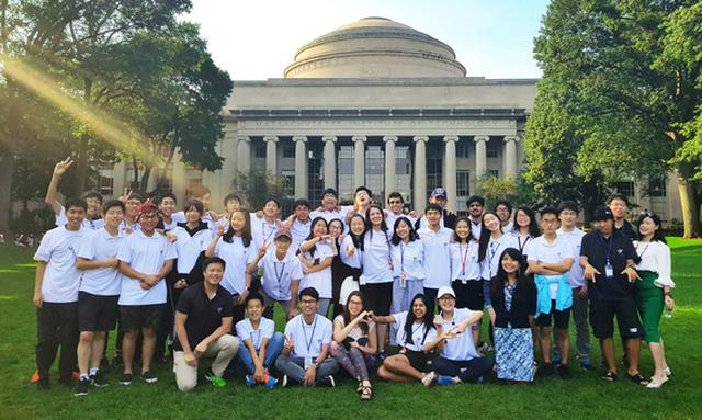 Viện Công nghệ Massachusetts - đại học tốt nhất thế giới 6 năm liền - Ảnh 1.