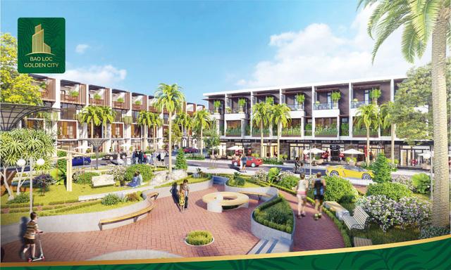 Mở bán dự án Bảo Lộc Golden City với nhiều ưu đãi - Ảnh 3.