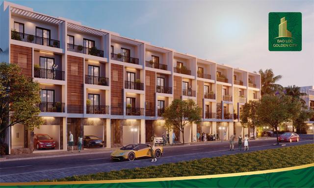 Mở bán dự án Bảo Lộc Golden City với nhiều ưu đãi - Ảnh 4.