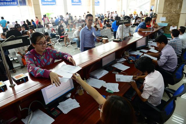 Ngành thuế ráo riết đòi nợ doanh nghiệp - Ảnh 1.