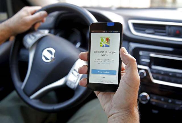 Google Maps có thêm cảnh báo tốc độ trên các tuyến đường - Ảnh 1.