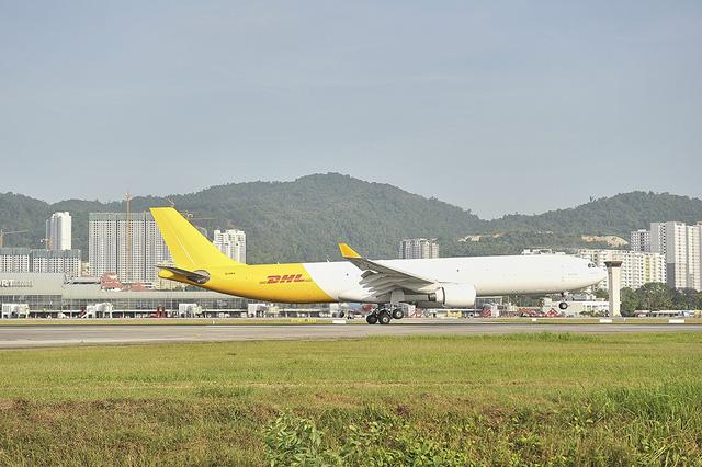DHL Express ra mắt máy bay A330-300 phục vụ thị trường Châu Á - Ảnh 1.