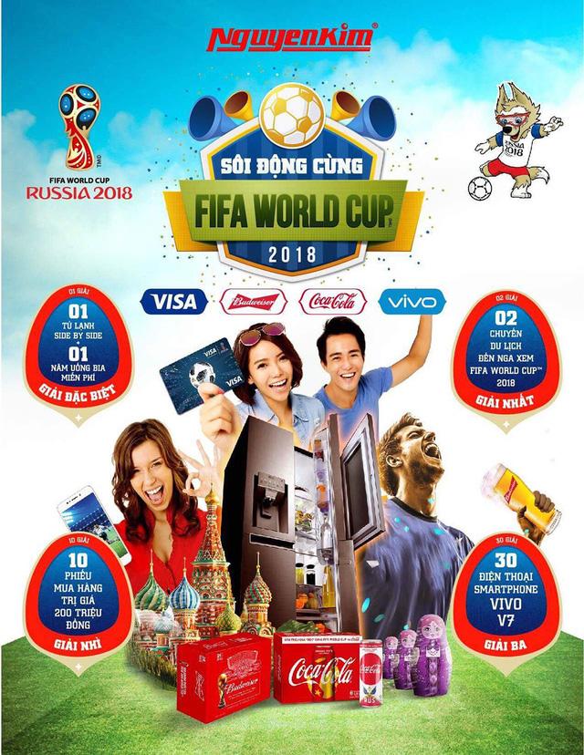 Chọn mua tivi xem World Cup 2018 - Ảnh 3.