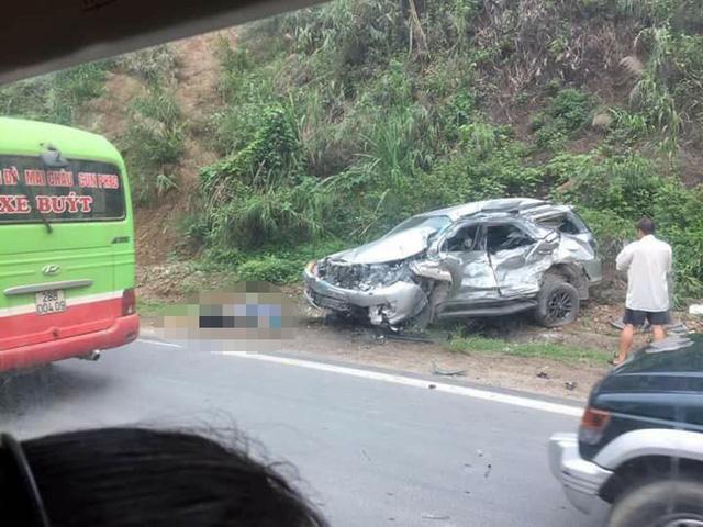 Tai nạn liên hoàn trên đường Sơn La - Hà Nội, 1 người chết - Ảnh 3.