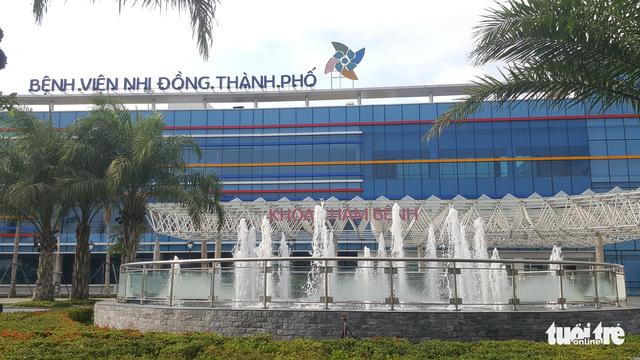 Khánh thành Bệnh viện Nhi đồng TP.HCM ngày 1-6 - Ảnh 3.