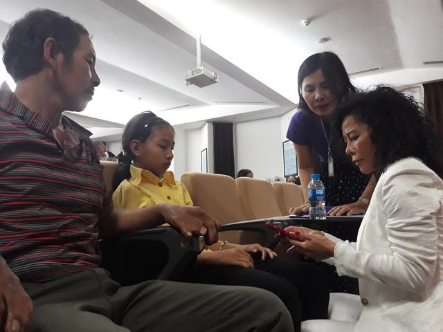 Phẫu thuật miễn phí cho trẻ em nghèo bị dị tật bẩm sinh - ảnh 1