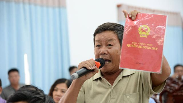 Cử tri Bình Chánh kiến nghị bí thư TP.HCM về dự án Sing Việt - Ảnh 3.