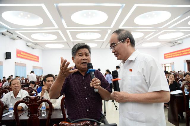 Cử tri Bình Chánh kiến nghị bí thư TP.HCM về dự án Sing Việt - Ảnh 4.