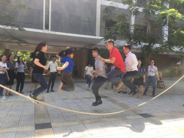 Đà Nẵng đưa trò chơi dân gian vào trường học - Ảnh 1.