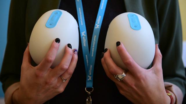 Máy hút sữa thông minh cho các mẹ bỉm sữa - Ảnh 2.