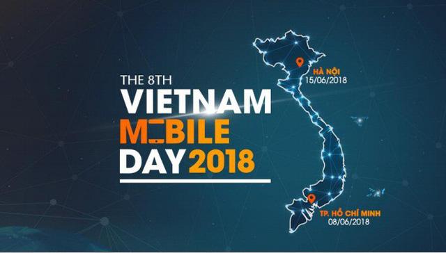 VietNam Mobile Day 2018 sẽ bàn về Blockchain và AI - Ảnh 1.