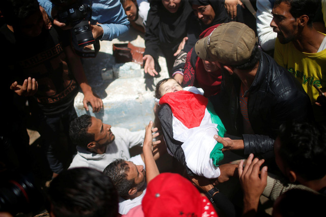 Việt Nam quan ngại về bạo lực leo thang ở Dải Gaza - Ảnh 1.