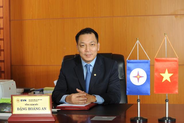 Bổ nhiệm tổng giám đốc EVN làm thứ trưởng Bộ Công thương - Ảnh 1.