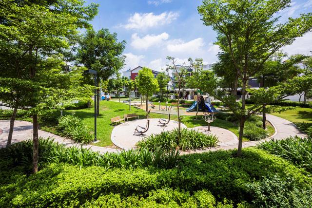 Gamuda Gardens - miền xanh trong lòng phố thị - Ảnh 1.