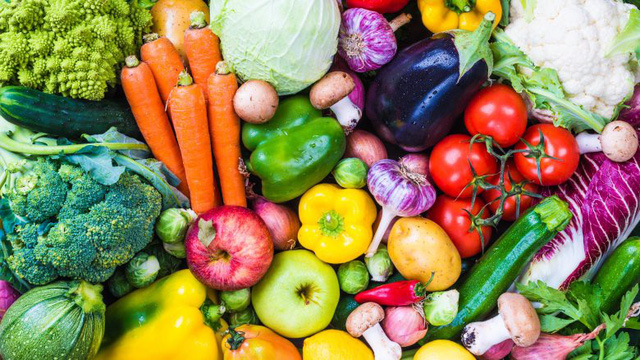 Lợi ích của các loại rau củ - Ảnh 1.