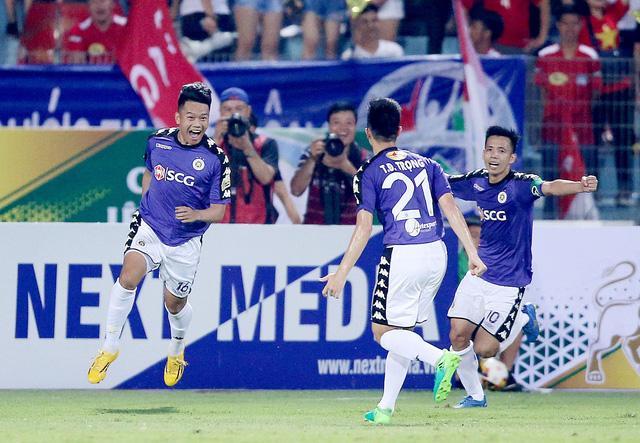 Thành Chung - người đưa Hà Nội FC vào bán kết cúp quốc gia 2018 - Ảnh 1.