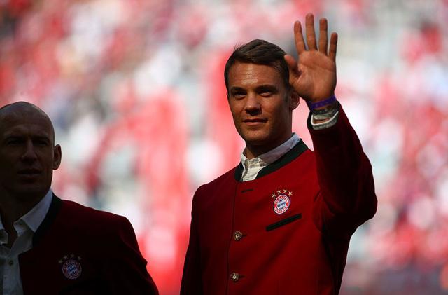 Manuel Neuer có nên bắt chính cho tuyển Đức tại World Cup 2018? - Ảnh 1.