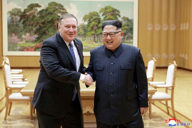 Mỹ hy vọng thượng đỉnh Mỹ-Triều vẫn ổn - Ảnh 2.