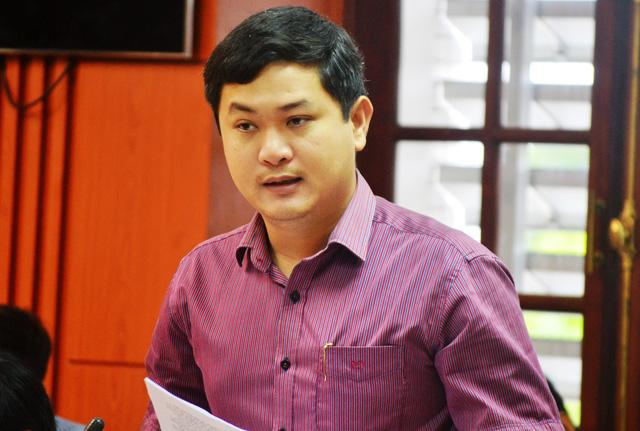 Quảng Nam bổ nhiệm giám đốc Sở Kế hoạch đầu tư thay ông Hoài Bảo - Ảnh 2.