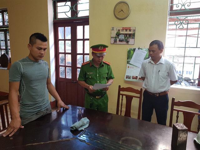 Bắt khẩn cấp nghi can sát hại hai cha con ở Hưng Yên - Ảnh 1.