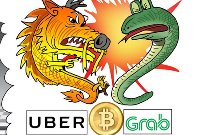 Grab thâu tóm Uber: Thị phần tại Việt Nam đã vượt ngưỡng 50% -