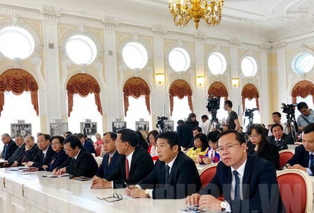 Chuyến đi kết nối cách mạng Việt Nam với nước Nga - Ảnh 3.