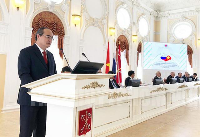 Chuyến đi kết nối cách mạng Việt Nam với nước Nga - Ảnh 1.