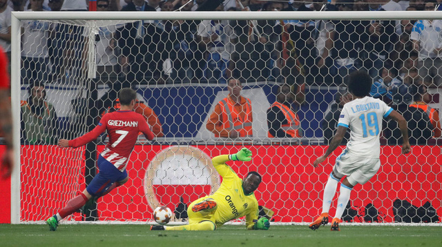 Đè bẹp Marseille, Atletico Madrid vô địch Europa League - Ảnh 2.
