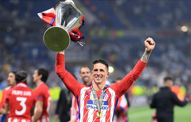 Đoạt Europa League, Torres mãn nguyện ước mơ thời thơ ấu - Ảnh 1.