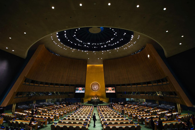 Việt Nam là nước thứ 10 phê chuẩn Hiệp ước cấm vũ khí hạt nhân - Ảnh 1.