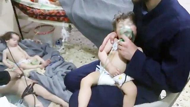 Công ty Trung Quốc dính líu vũ khí hóa học ở Syria - Ảnh 1.