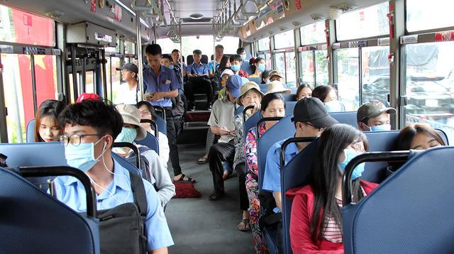 Xe buýt mẫu TP.HCM và những tín hiệu tích cực - ảnh 1