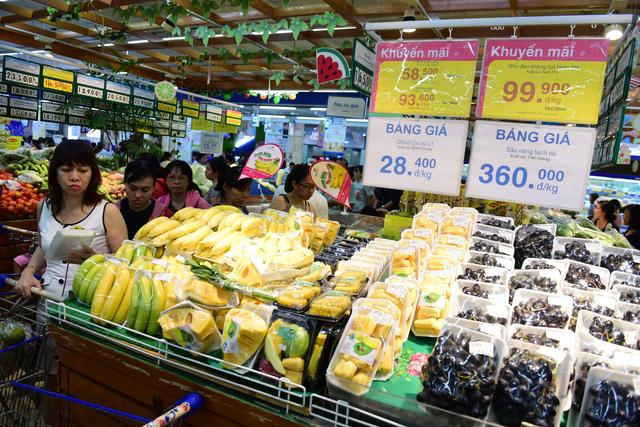 Siêu thị Việt bán hàng Việt cho người Việt - Ảnh 1.